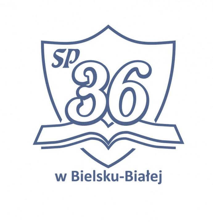 Logo - Szkoła Podstawowa nr 36 w Bielsku - Białej