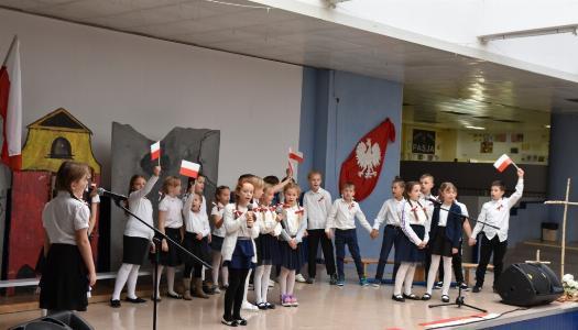 Obrazek newsa Uroczyste obchody 101 rocznicy odzyskania niepodległości